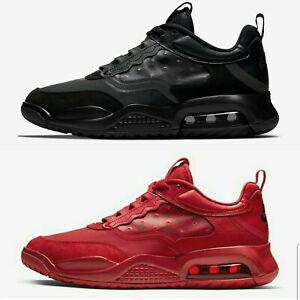 Nike Jordan Max 200 Trainers Basketball shoes Gym Red Black CD6105 602