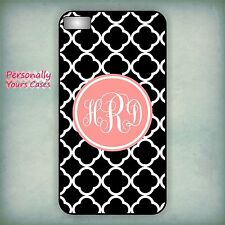 New Monogram Fitted Case iPhone 6 - iPhone 4/4S - iPhone 5/5S Case - iPhone 5C