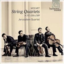 Mozart: String Quartets K157, K458 & K589