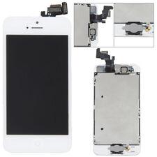 Für weiß iPhone 5 LCD-Display Touchscreen Digitizer mit Kamera & Home-Taste DE