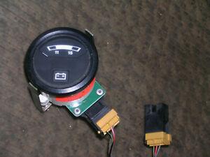 AMP GAUGE, (BATTERY GAUGE) BENTLEY TURBO R, UD71020