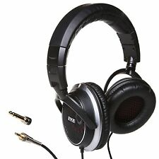 LyxPro OEH-10 OpenBack Headphones HiFi Audiophile Over-Ear Comfortable Headphone