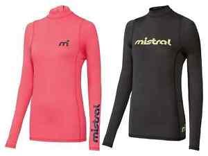 Mistral Damen UV Badeshirt Schwimmshirt Shirt Schwimmen Wassersport LYCRA® NEU