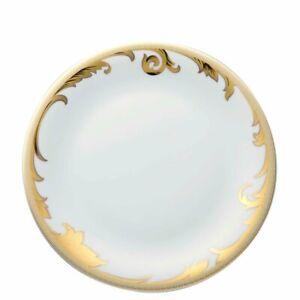 VERSACE BY ROSENTHAL ARABESQUE GOLD DINNER PLATE #409629-10229 BRAND NIB SAVE$$