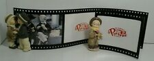 Kim Anderson's Pretty as a Picture by Enesco Picture Holders w/2 Attached Figure