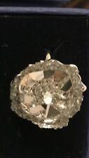 Swarovski Cry ring Size 52