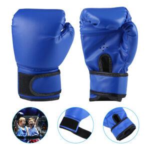 Toddler Kids Children Boxing Gloves Training Punching Sparring Gloves Age 3-12