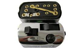HQ Light Horn/Switch 12v V50 50 N S L R PV ET3 Rally VBB VNB Sprint ( Black)@AU