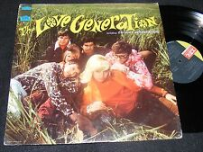 Sunshine Pop Exploito Psych Lp Rarity THE LOVE GENERATION Groovy Summertime 1967