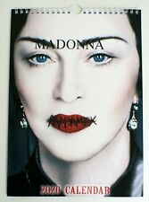 Madonna - Madame X Wall Calendar 2020 A4 New Sealed