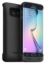 PowerBear 3500mAh Extended Battery Samsung Galaxy S6 Edge Black