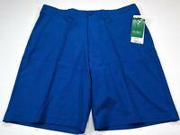 Ben Hogan Performance 38 Estate Blue Moisture Wicking Golf Shorts NEW NWT