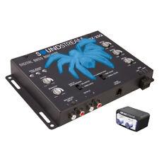 Soundstream Bx-23Q Digital Reconstruction Processor w/ 3 Band Bass Equalizer
