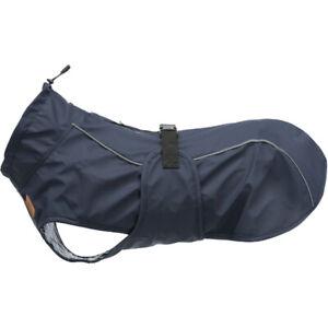 Dog Rain Coat | Outdoor Puppy Waterproof Warmer Jacket | Husum Be Nordic | Blue