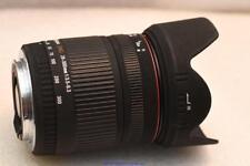 Canon fit Sigma DG 28-300mm Zoom Lens AF EOS EF GOOD CONDITION