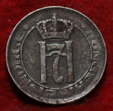 1921 Norway 1 Ore Foreign Coin