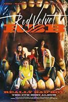 SM Entertainment RED Velvet - RBB (5th Mini Album) CD+Booklet+Folded Poster+Extr