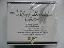 The Alfred Brendel Collection Brilliant Classics 6 CDs NEW