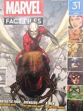 Marvel Fact Files Magazine Fantastic Four Avengers No.31 2013 122817nonrh