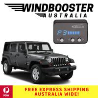 Windbooster 7-Mode Throttle Controller to suit Jeep JK Wrangler 2007 Onwards