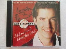 Ael Becker - Ich kann nicht leben ohne Dich - CD HANDSIGNIERT