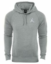 fd5eccd62b70 Jordan Flight Fleece Hoodie Mens 823066-063 Dark Grey Pullover Hoody Size  2XL