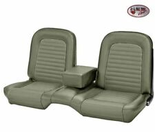 1964-1/2 -1965 Ford Mustang Coupe Ivy Gold Front Bench Seat Upholstery by TMI