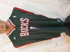 Adidas NBA Jersey Bucks Ilyasova Green sz 2X