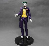 DC Direct Batman Arkham Origins triforce Series the joker Action Figure 6""