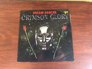 Crimson Glory  Dream Dancer lp single  ep first press roadrunner