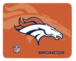 Denver Broncos NFL Neoprene Mouse Pad FREE SHIP!!