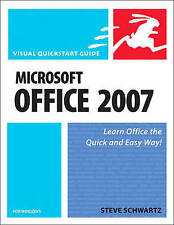 USED (VG) Microsoft Office 2007 for Windows by Steve Schwartz