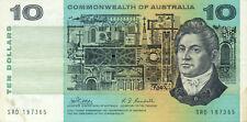 Australia P-40c 10 dollars sig Phillips - Randall (1968) VF