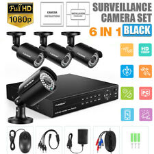 Xvi 8Ch Cctv Security Camera System Hdmi Hd 1080P Outdoor Video Surveillance Dvr