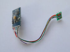 ESU LockPilot DCC standard V1 8 Pin 3 Function Decoder, very good condition