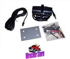 Salt Spreader V-Box Vibrator Kit 200 lbs. Western, Snow-ex,Trynex, Meyer, Buyers