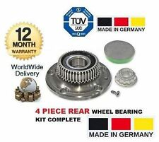 FOR VW BORA GOLF MK IV 1.4 1.6 1.8 1.9  1997-2006 1x REAR WHEEL BEARING KIT SET