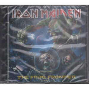 Iron Maiden CD The Final Frontier / EMI 50999 6477722 1 Sigillato