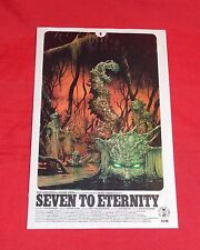 SEVEN TO ETERNITY # 6A OPENA HOLLINGSWORTH VARIANT COVER IMAGE COMICS REMENDER
