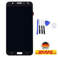 Für Samsung Galaxy J7 2015 J700F/M/H LCD Touch Screen Display Digitizer Schwarz