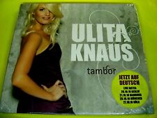 ULITA KNAUS - TAMBOR   JETZT AUD DEUTSCH DIGIPACK OVP < > eBay Shop 111austria