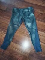 Nike Trainings-Tights Damen große Größe ah9101-328 Fitness Leggins Hose Neu 1XL