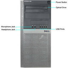DELL 960 E8400e 2.9GHz-6M, 4GB RAM  80GB PC Business System WIN7