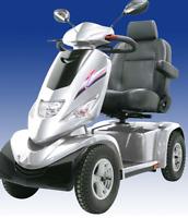 Elektromobil HS 928 Scooter 15 km/h leistungsstark