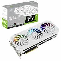 ASUSTek NVIDIA GeForce RTX 3080 triple fan 10G ROG-STRIX-RTX3080-O10G-WHITE