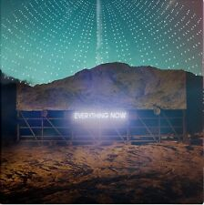 ARCADE FIRE Everything Now (Night Version) - LP / Blue Translucent Vinyl