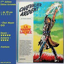 Chevalier Ardent, 5, La harpe sacrée, Craenhals, Casterman, EO, 1973, BE, C