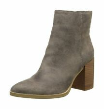 Buffalo Womens B006a-58 P2066c Pu Ankle Boots Grey (Taupe 01) 7.5 UK