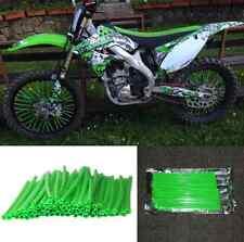 72pcs Dirt bike Wheel Spoke Wraps Skins For Kawasaki KX60 KX65 KX80 KX85 KZ1000P