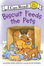My First I Can Read: Biscuit Feeds the Pets by Alyssa Satin Capucilli (2016, Pap
